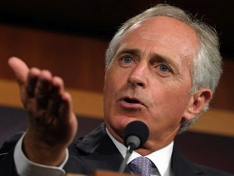 Corker: 'The Wisest Thing That Assad Did Really Was to Kill 1,200 People With Chemical Weapons'