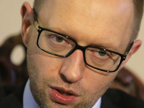 Ukraine PM: We Will Find These Anti-Semitic 'Bastards' and Bring Them To Justice
