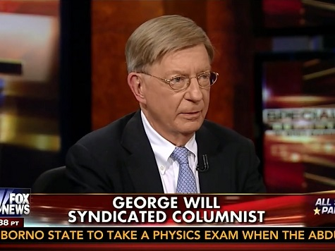 George Will: Obama Foreign Policy Woes 'A Mismatch,' 'Not a Manhood Problem'