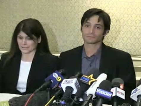 Emotional Michael Egan and Mother Accuse 3 More Hollywood Power Players Of Sexual Abuse