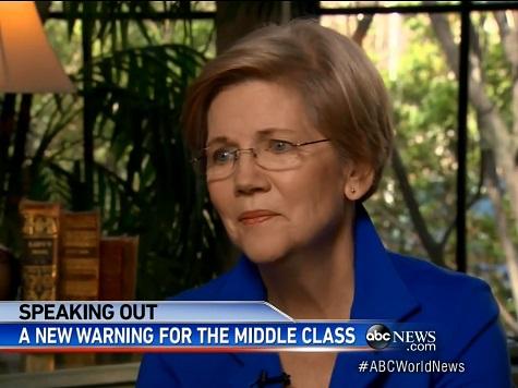 Elizabeth Warren: I'm Not Running for President