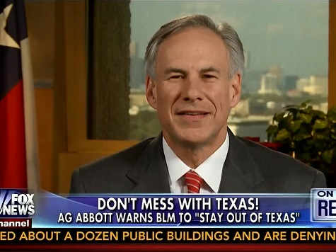 Texas AG Abbott Doubles Down on 'Come and Take It' Statement
