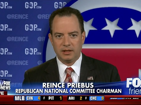 RNC Chairman Reince Priebus: Harry Reid Violating Senate Ethics Rules with Partisan, Koch Bros Attacks