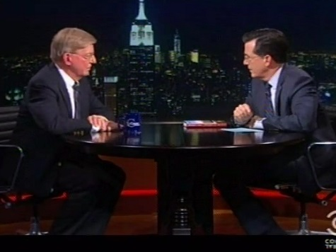 George Will Takes on Stephen Colbert