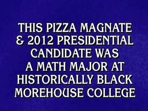 Jeopardy Contestants Have Already Forgotten About Herman Cain