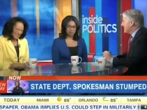 CNN Panel Cracks Up Over State Dept Being Stumped By Question on Clinton Achievements