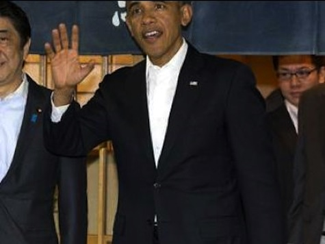 Obama Goes to World's Most Exclusive Sushi Restaurant