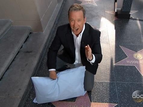 Tim Allen Mocks Treatment of Homeless in 'Socialist' California