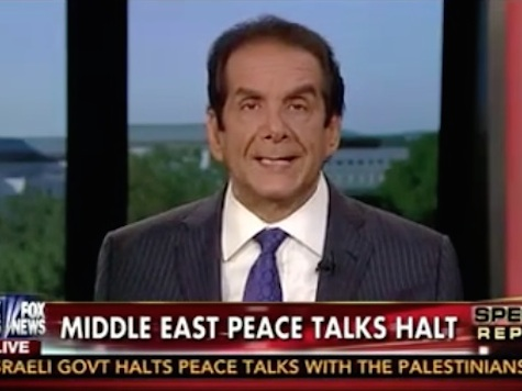 Krauthammer: Obama Can't Stop Iran from Going Nuclear