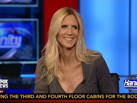 Coulter Sounds Off on Backlash to 9/11 Museum Tying Islam to Terrorism