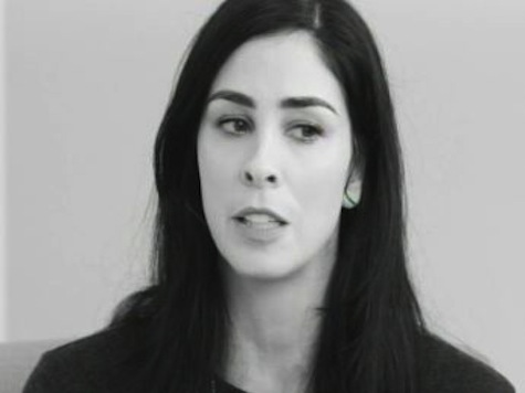 Sarah Silverman: 'Gross' Liberals Can Get Away with Saying the N-Word because 'We Don't Mean It'