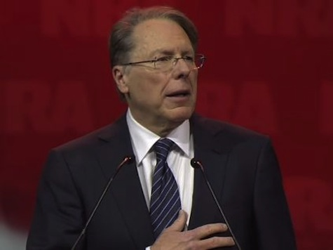 NRA's Wayne LaPierre: 'One of Americas Greatest Threats Is the National News Media'