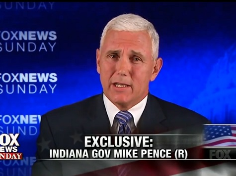 Pence Touts Indiana's 'Common Sense' Approaches