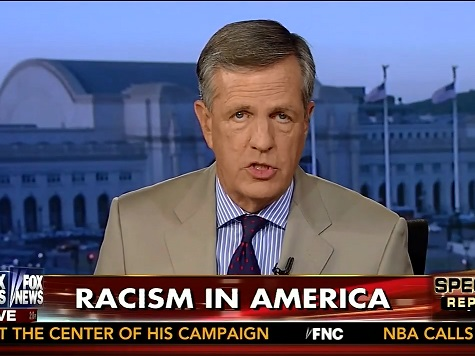 Brit Hume: Sterling Case Raises Question of What Anti-Discrimination Laws Can and Cannot Do