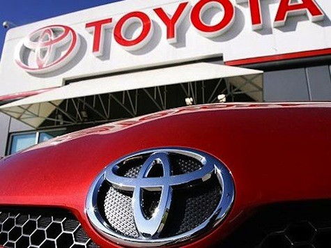 Rick Perry Scores: Toyota Reportedly Leaving California for Texas