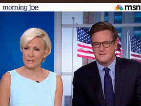 'Morning Joe': New Poll Finds Obama May Be 'Politically Toxic' for Democrats