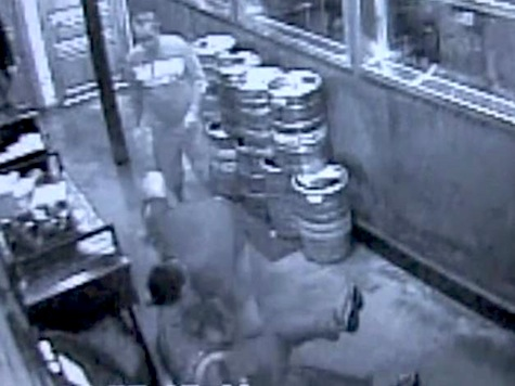 Watch: NFL Player Brutally Beating Employee After Being Cut Off at Bar