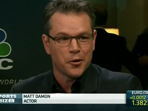 Matt Damon Expresses Interest in Partial LA Clippers Ownership