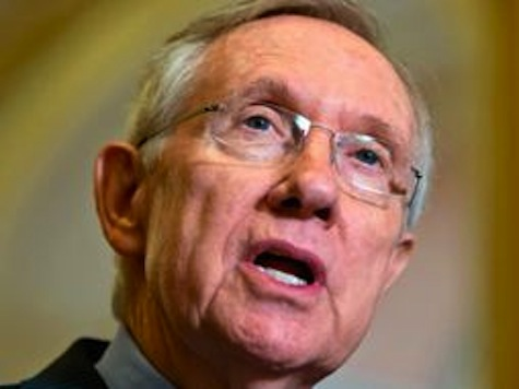 Harry Reid: NFL Should Remove 'Bigotry and Racism' of 'Redskins' Name Like NBA Did with Sterling