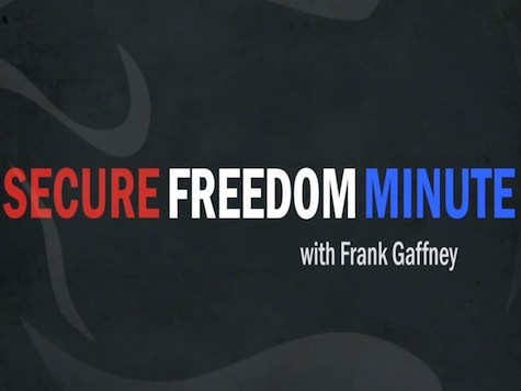 Frank Gaffney's Secure Freedom Minute: Let's All Repudiate J Street