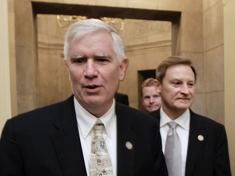 Mo Brooks Calls on More Ideological, Geographical Diversity in House GOP Leadership