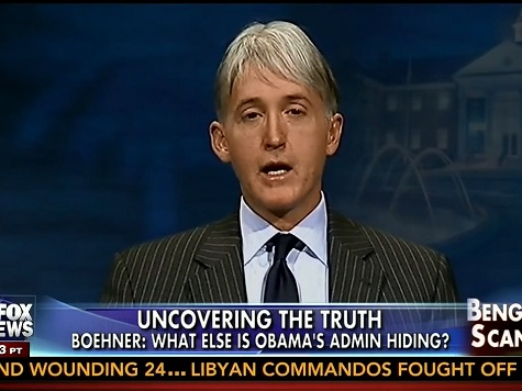 Gowdy: 'Systematic, Intentional Decision' to Withhold Benghazi Documents
