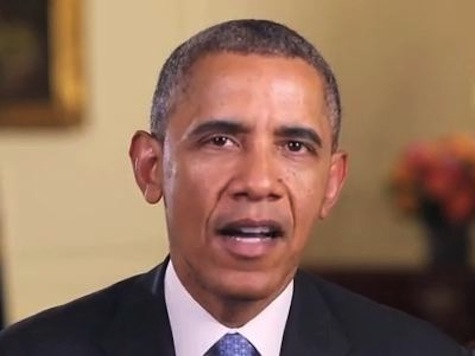 Obama Weekly Address: My Number One Priority Is Creating Jobs