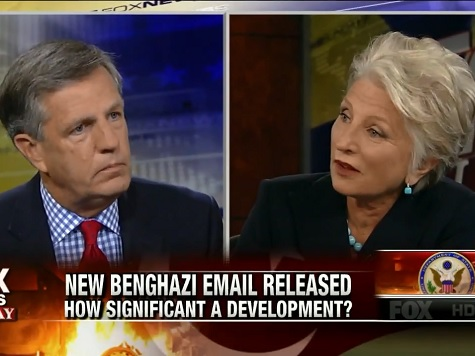 Brit Hume Criticizes Jane Harman for 'Monumentally Misleading' Benghazi Talking Points