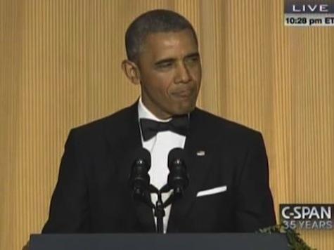 More Birther Jokes: Obama Hits Fox News, GOP, Cliven Bundy at WHCD