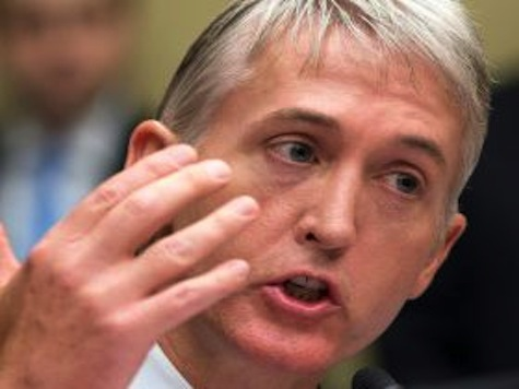 Gowdy: Our Fellow Citizens Can Handle the Truth If They Have Access to It