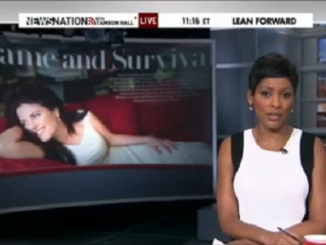 MSNBC's Tamron Hall Floats Anti-Hillary Conspiracy Between Rand Paul and Lewinsky