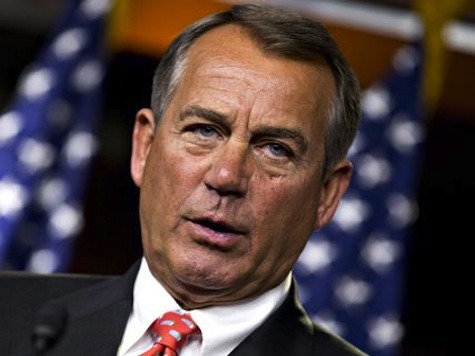 Boehner: White House Crossed a Line on Benghazi Last Week, Now We Will Get the Truth