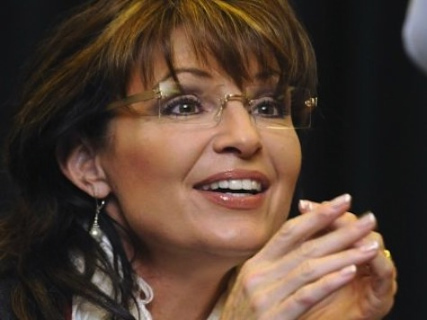 Palin: Becoming a Grandmother Might Wake Hillary Up to the Sanctity Of Life, Even in the Womb
