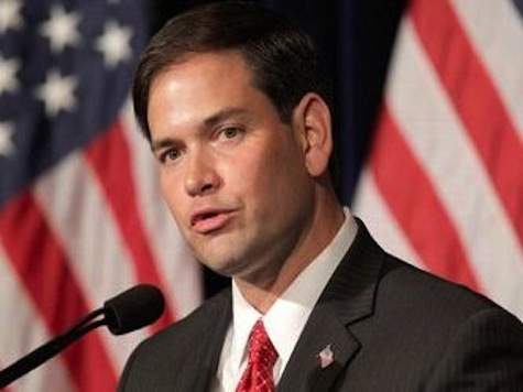 Marco Rubio: Charlie Crist Is Embarrassing, 'a Phony'