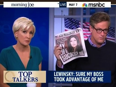 Scarborough Eviscerates 'Sick' 'Pathetic' Women Who Are Attacking Clinton's Victims
