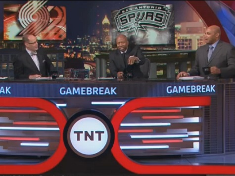 Charles Barkley on San Antonio: 'There's Some Big Ol' Women Down There'