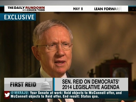 Harry Reid Doubles Down on 'Greased Pig' Remarks