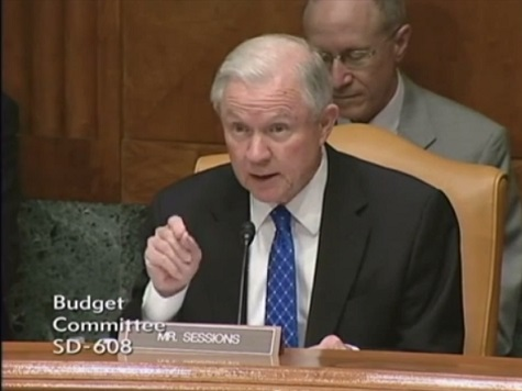 Sessions to Fed Chair Yellen: 'This Stimulus Failed American Workers'