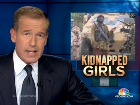 Brian Williams Mistakes Nigeria and Kenya