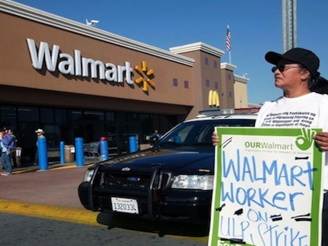 San Francisco Liberals Annoyed Obama Speaking At Walmart