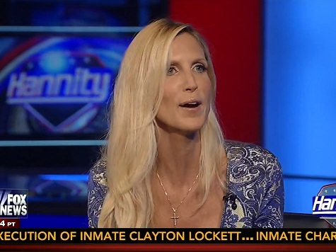 Coulter: Dems 'Against Rape Unless It's Committed by a Clinton or Kennedy'