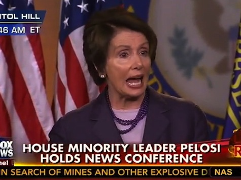 Pelosi: People Are Tired of Benghazi