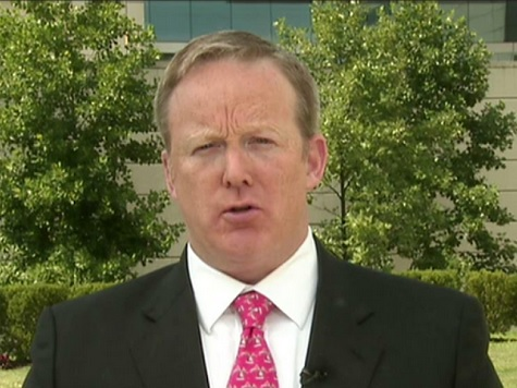 RNC's Spicer: Breitbart, Other Conservative Outlets Should Have Role in GOP Debates