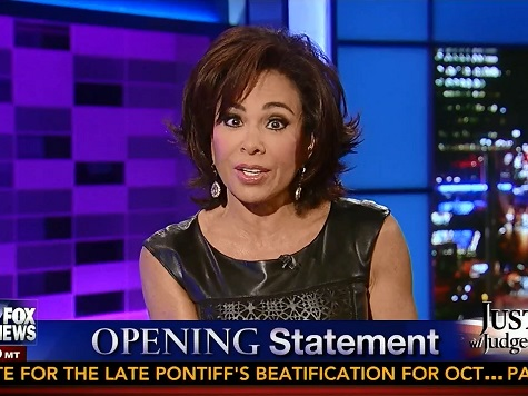 Jeanine Pirro: Dems Not Wanting to Distract from ObamaCare with Benghazi Shows Fear