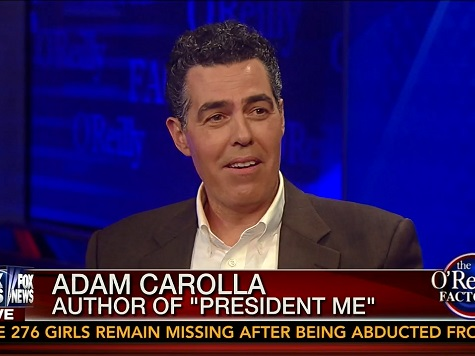 Carolla Responds to Variety Writer that Labeled Him 'Fox News Channel's House Clown'