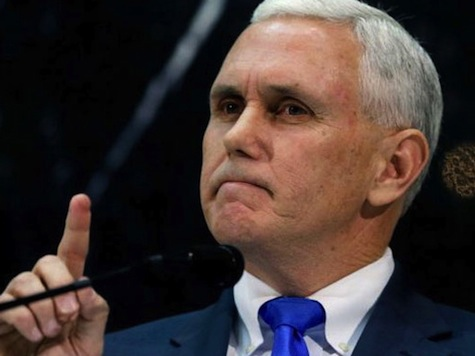 Pence Blasts Federalized Common Core, Touts States as the 'Cure'