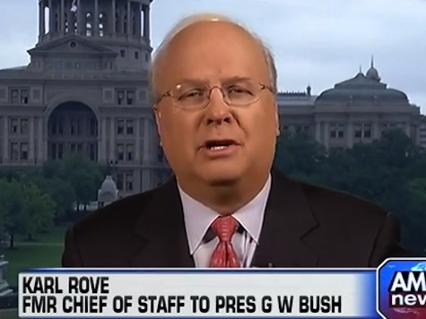 Rove: I Never Said Hillary Had 'Brain Damage,' Just Health Could Be 2016 Issue