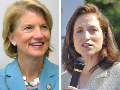 Shelley Capito, Natalie Tennant to Face Off to Be WV's First Female Senator