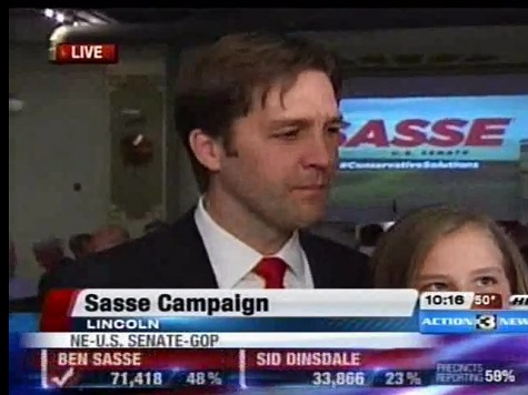 NE GOP Senate Hopeful Sasse: Countdown Clock Resets to 174 Days to November