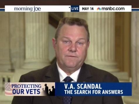 Dem Senator: VA Is Doing a 'Pretty Darn Good Job'